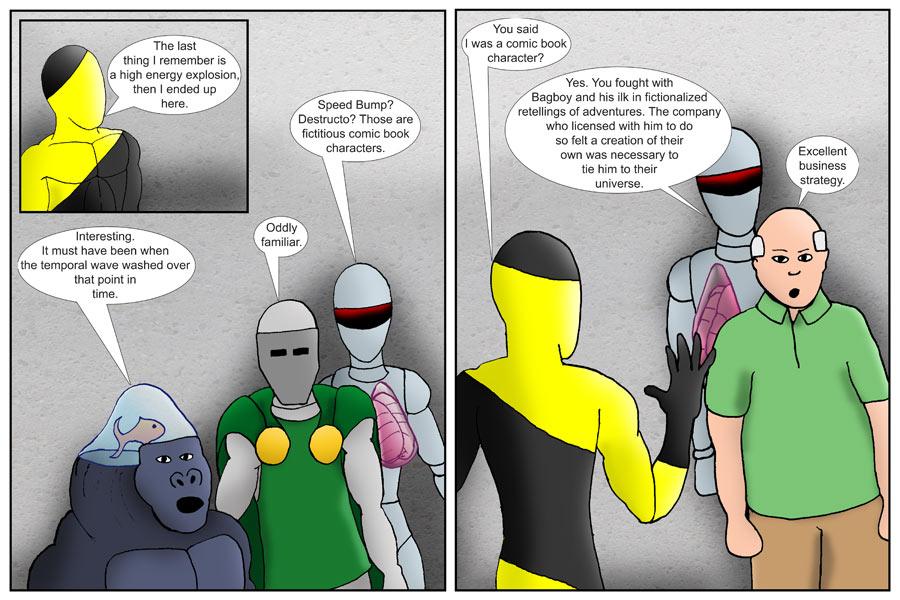 Gorilla Fish Bumps Page 2