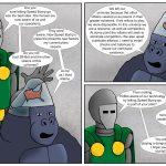 Gorilla Fish Bumps Page 5
