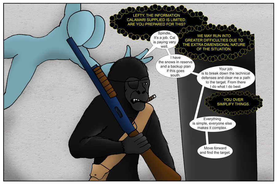 Gorilla Fish Moves Page 1