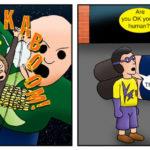 Kid Spider Adventures Beginnings Comic 11