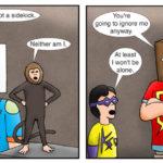 Kid Spider Adventures Beginnings Comic 13