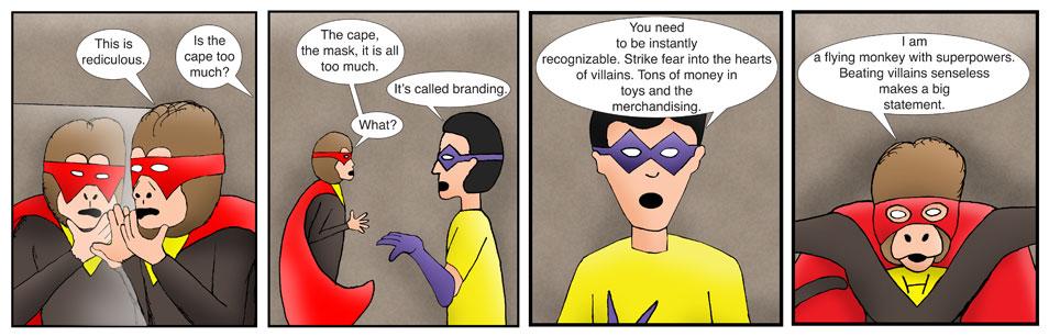 Kid Spider Adventurers Beginnings Comic 14