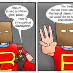 Kid Spider Adventures Beginnings Comic 19