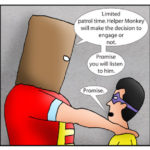 Kid Spider Adventures Beginnings Comic 22