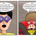 Kid Spider Adventures Gorilla Girl Comic 10