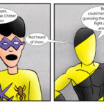 Kid Spider Adventures Speed Up Comic 7