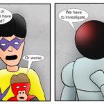 Kid Spider Adventures Mighty Return Comic 2