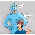 Kid Spider Adventures Mighty Return Comic 3