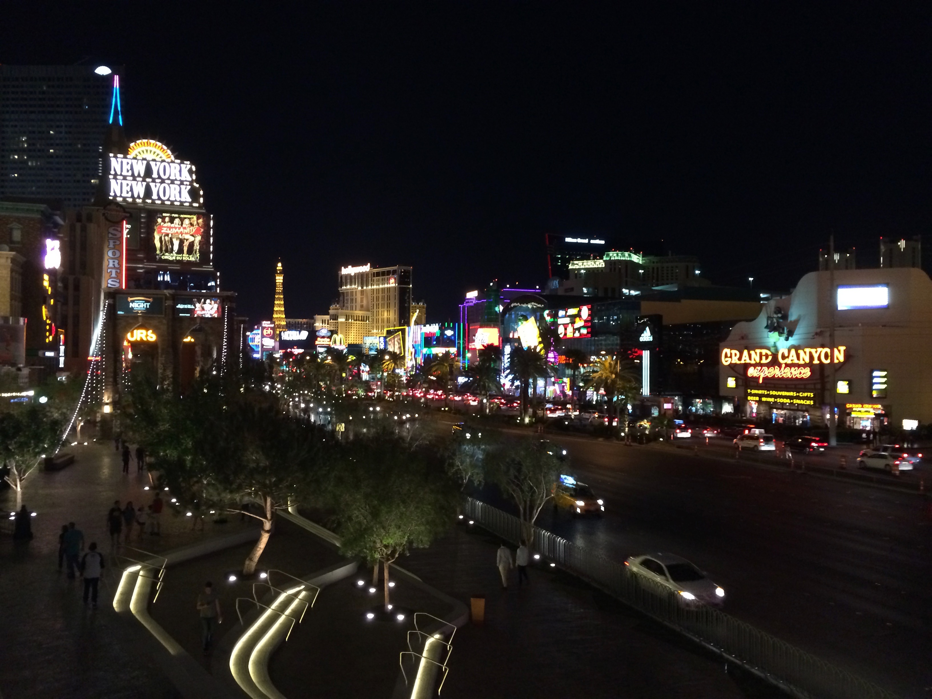 strip at night