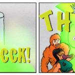 Kid Spider Adventures Mighty Return Comic 8