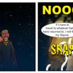 Kid Spider Adventures Time Jump Comic 18