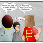Kid Spider Adventures Time Jump Comic 20