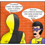 Teen Spider Adventures Re-Branding Comic 5
