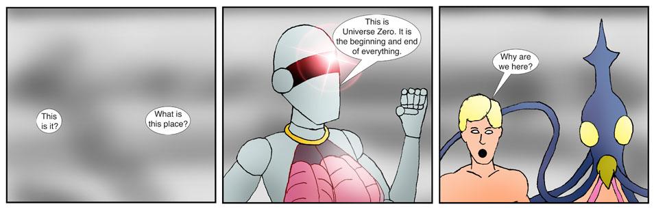 Teen Spider Adventures Universe Comic 1