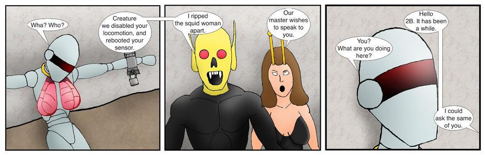 Teen Spider Adventures Universe Comic 6