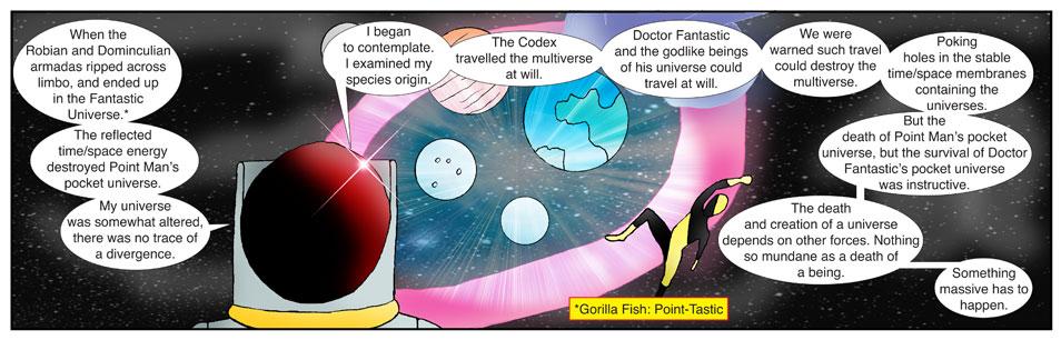 Teen Spider Adventures Universe Comic 17