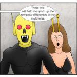Teen Spider Adventures Universe Comic 21