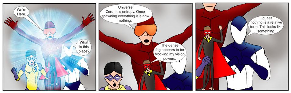 Teen Spider Adventures Universe Comic 29