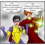 Teen Spider Adventures Universe Comic 40