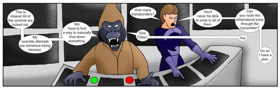 Teen Spider Adventures Universe Comic 55