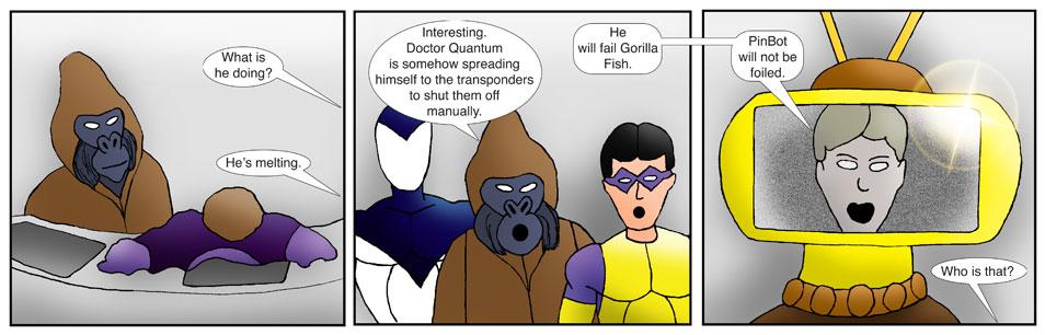 Teen Spider Adventures Universe Comic 56