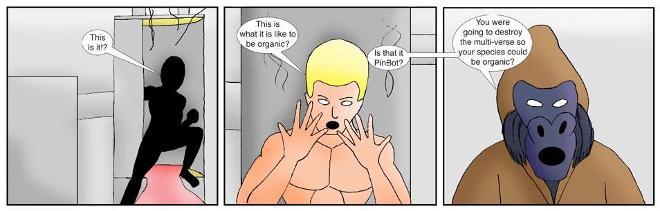 Teen Spider Adventures Universe Comic 67