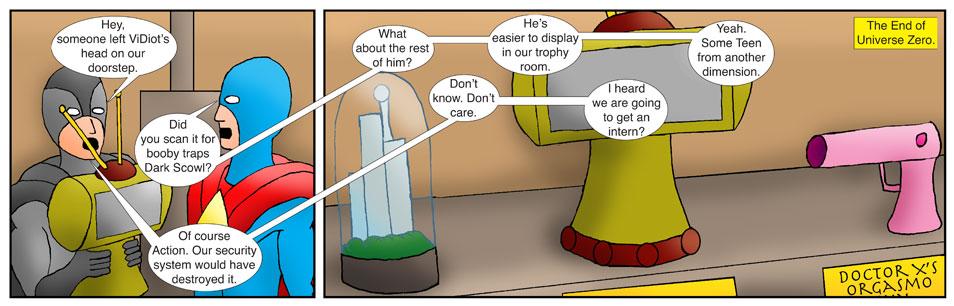 Teen Spider Adventures Universe Comic 70