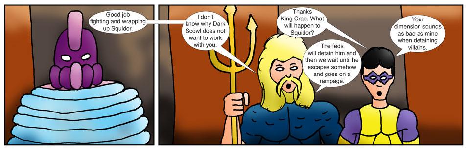 Teen Spider Adventures Internship Comic 11