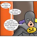 Teen Spider Adventures Internship Comic 25