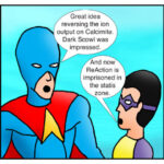 Teen Spider Adventures Internship Comic 26