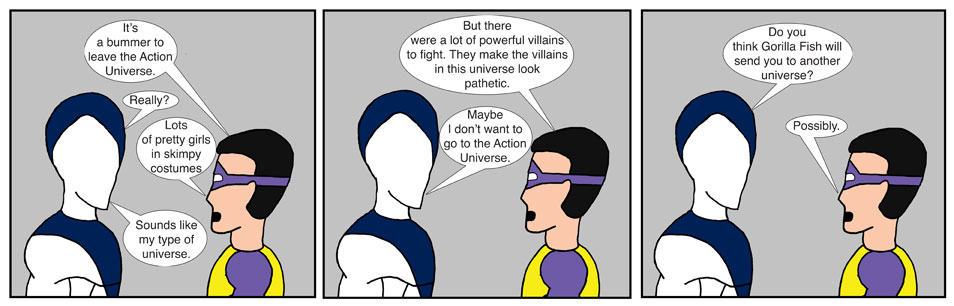 Teen Spider Adventures Internship Comic 28